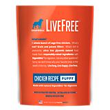 Dogswell LiveFree Puppy Chicken Dry Dog Food