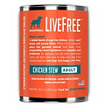 Dogswell LiveFree Chicken Can Dog Food 12 Pack