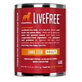 Dogswell LiveFree Lamb Can Dog Food 12 Pack