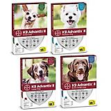 K9 Advantix II for Dogs 6-Month Supply