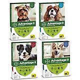Advantage II for Dogs 6-Month Supply