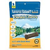Natural Balance LIT Dog Dental Chews