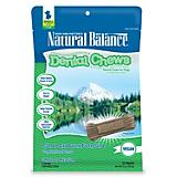 Natural Balance Vegetarian Dog Dental Chews