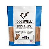 Dogswell Happy Hips Duck Jerky Strip Dog Treat
