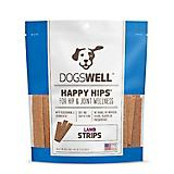 Dogswell Happy Hips Lamb Jerky Strip Dog Treat