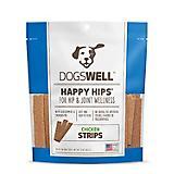 Dogswell Happy Hips Chicken Jerky Strip Dog Treat