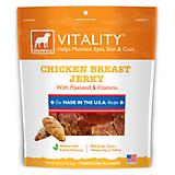 Dogswell Vitality Chicken Breast Dog Jerky