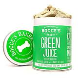 Bocces Bakery Green Juice Dog Biscuit Tin