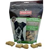 Superior Farms Venison Biscuits Dog Treat