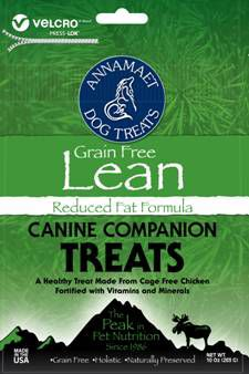 Annamaet Lean Grain Free Dog Treat