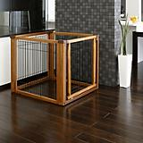 Richell Convertible Elite 4 Panel Pet Gate