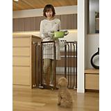 Richell Hands Free Pet Gate