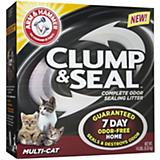 Arm N Hammer Clump/Seal Multi Cat Litter