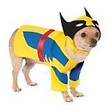 Wolverine Halloween Dog Costume