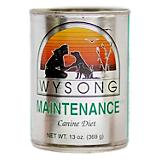 Wysong Maintenance Can Dog Food 12 Pack