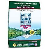 Natural Balance LID Lamb Small Breed Dry Dog Food