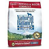 Natural Balance LID Bison Dry Dog Food