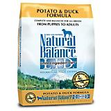 Natural Balance LID Duck/Potato Dry Dog Food