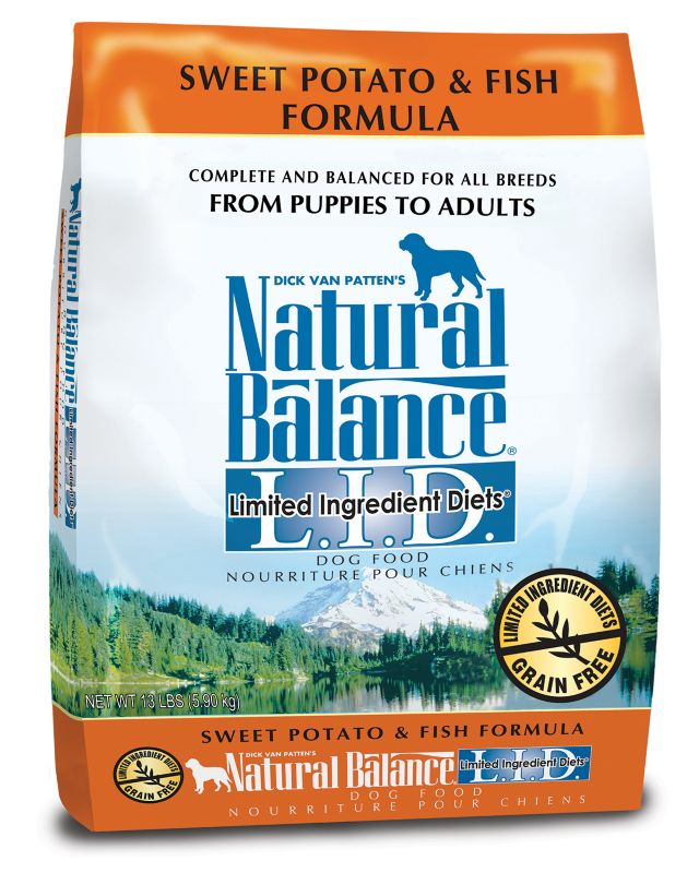Natural Balance Synergy Dog Food Coupons