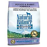 Natural Balance LID Rabbit Dry Dog Food