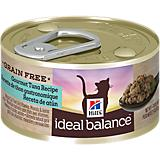 Hills Ideal Balance Grain Free Tuna Cat Food 24pk