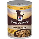 Ideal Balance Grain Free Chicken Dog Food 12pk
