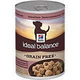Ideal Balance Grain Free Venison Dog Food 12pk