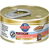 Science Diet Grain Free Salmon Cat Food 24pk