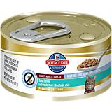 Science Diet Grain Free Tuna Cat Food 24pk