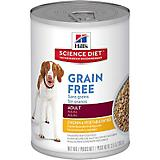 Science Diet Grain Free Chicken Can Dog Food 12pk