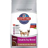 Science Diet Small/Toy Lamb Dry Dog Food