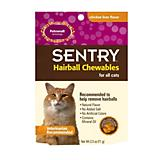 Sentry Petromalt Hairball Chewable Cat Treats