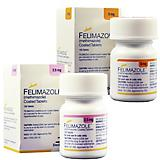 Felimazole Coated Tablets 100ct