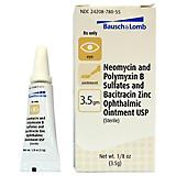 Neo-Poly-Bac Ophthalmic 3.5 gm 1-ct