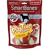 SmartBones Playtime Dog Chews Chicken