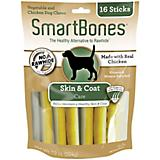 SmartBones Functional Skin n Coat Dog Chew Sticks