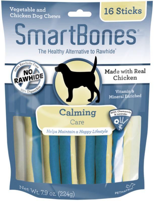 Image of SmartBones Functional Calming Dog Chew Sticks