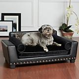 Enchanted Home Pet Noir Sofa Dog Bed