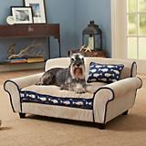 Enchanted Home Pet Mattituck Sofa Dog Bed