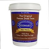 Stewart Freeze Dried Turkey Liver Dog Treat