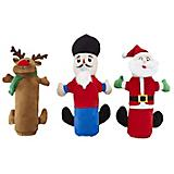 Spot Holiday Thick Skins Dog Toy 3 Pack