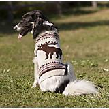 Fashion Pet Moose Knit Dog Sweater