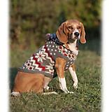 Fashion Pet Knit Dog Sweater with Hood