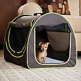 KH Mfg Classy Go Brown/Green Pet Home