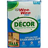 Four Paws Decor Grass Wee-Wee Puppy Pads 10 count