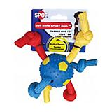 SPOT MVP Rope Sport Ball Dog Toy
