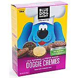 Blue Dog Bakery Doggie Cremes Dog Treats