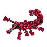 Mammoth FlossyChews Rope Scorpion Dog Toy