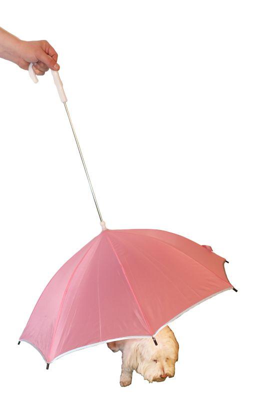 Image of Pet Life Umbrella and Leash Holder Black