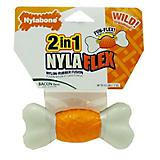Nylabone NylaFlex Weave Bone Dog Toy